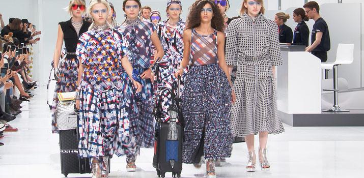 Модные луки весна-лето 2017: новинки, тенденции, фото