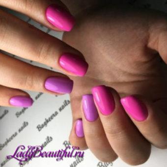 Модные нарощенные ногти весна-лето 2017