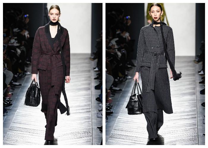 Модные пальто 2017: модные тенденции осень-зима - Клетка