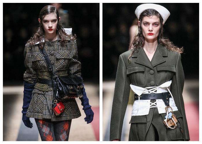 Модные пальто 2017: модные тенденции осень-зима - Накладные карманы