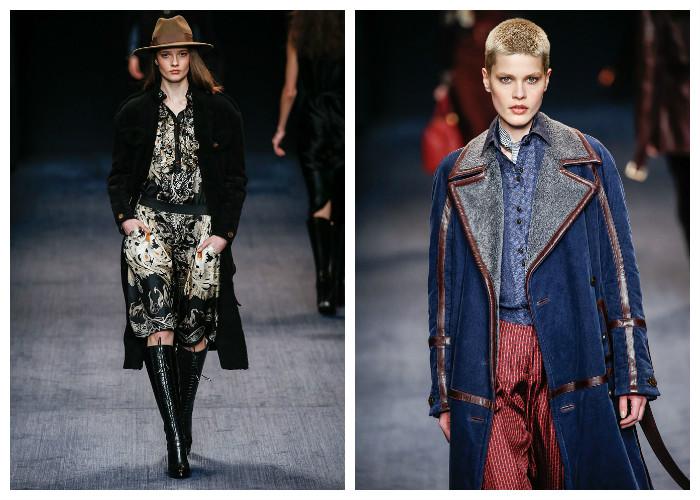 Модные пальто 2017: модные тенденции осень-зима - Вельвет
