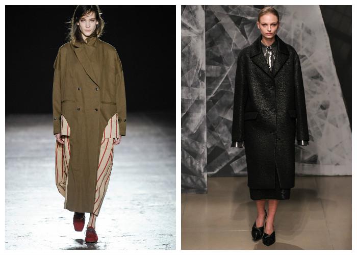 Модные пальто 2017: какой фасон выбрать?