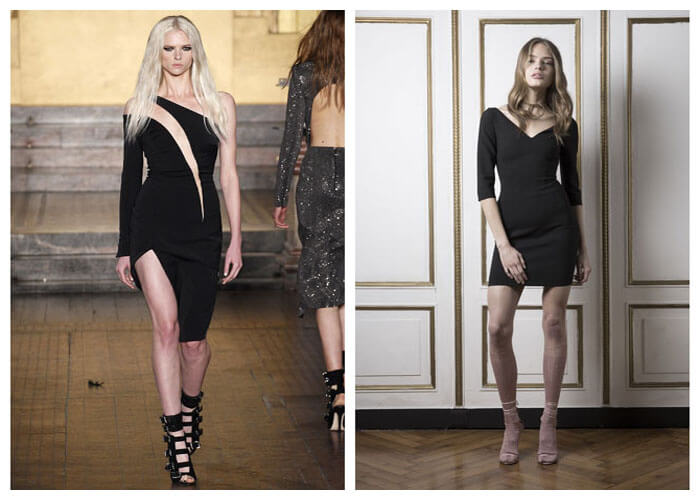 Модные платья - вырез или ворот, что выбрать?