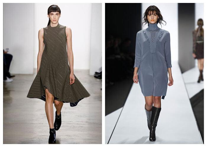 Модные платья 2016: актуальная длина