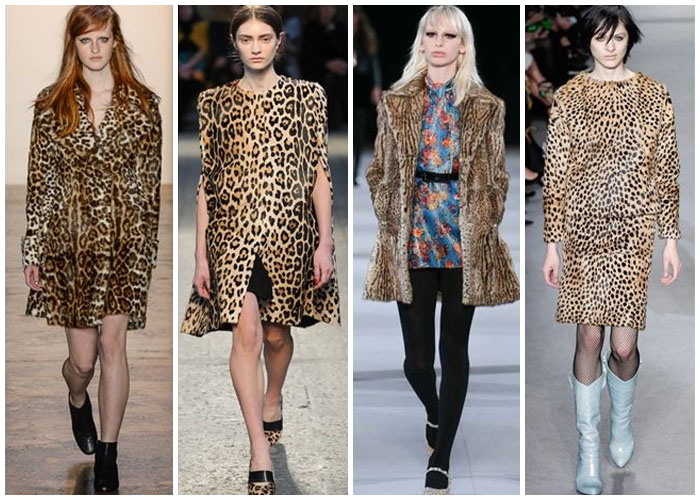 Фото: Модные леопардовые принты в одежде