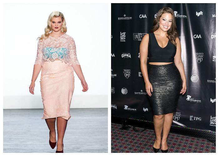 Одежда для полных женщин: выбираем правильно