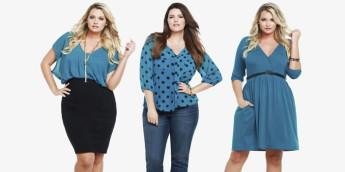 Одежда для полных женщин: новинки, фото