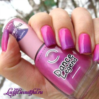 Термолак для ногтей: фото новинок