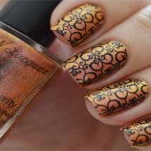 Трафареты для дизайна ногтей: идеи, фото
