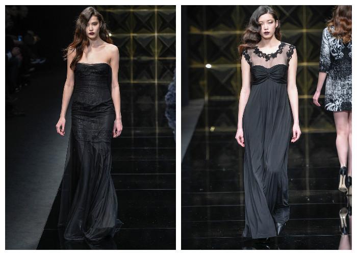 Модные вечерние платья 2017, фото