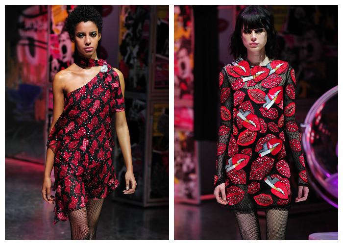 Модные платья 2017, фото. Тенденция: яркие и необычные принты