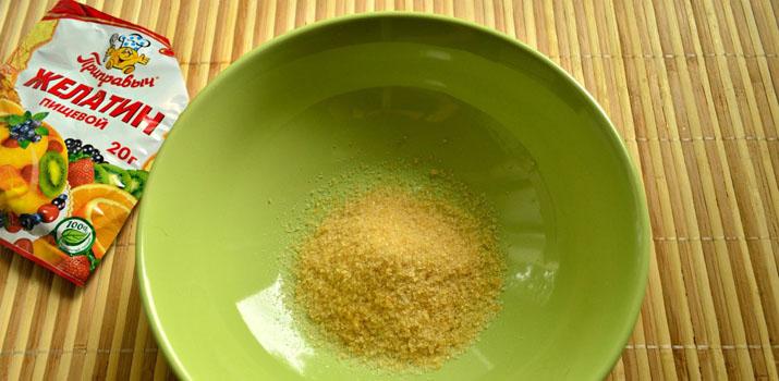 Ламинирование волос в домашних условиях рецепт с желатином