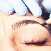 Волосковый татуаж бровей.Видеоуроки