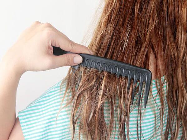 Как сделать волосы гладкими и послушными