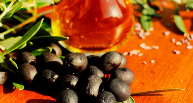 оливковое масло для волоc