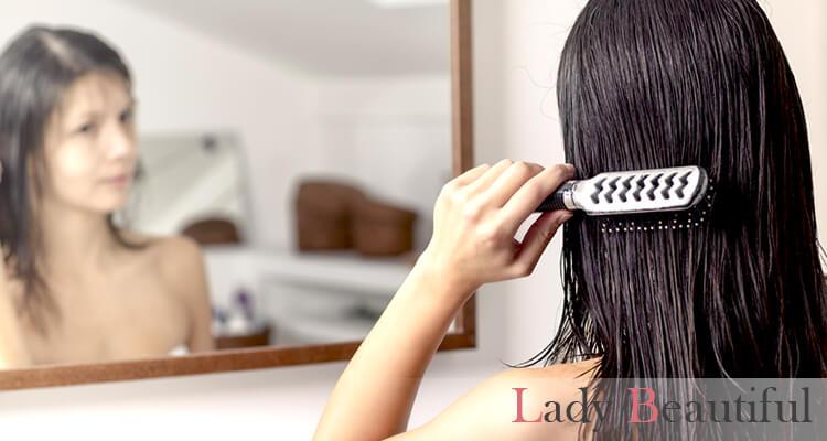 Как правильно ухаживать за жирными волосами