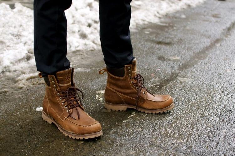 модная стильная обувь