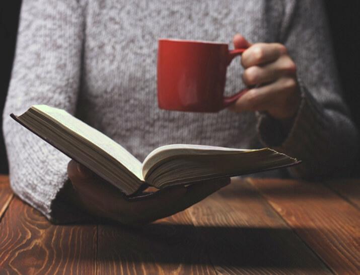 любовь к чтению книжек