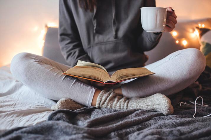советы как развить любовь к чтению