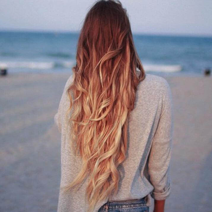 уход полировка волос