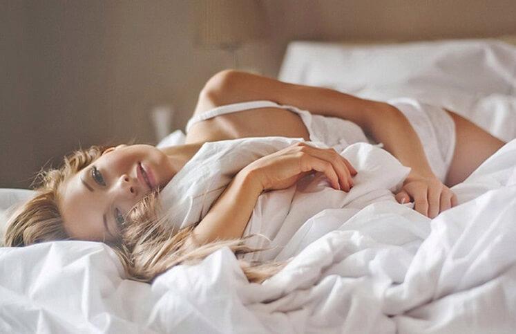 приятное постельное белье