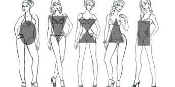 Как правильно выбрать купальник по типу фигуры: 5 базовых вариантов
